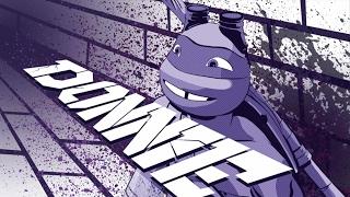 TMNT: Донателло | PSY - GENTELMAN