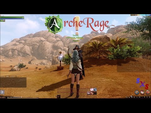 ArcheRAGE - Quests, Leveling, and Tips!