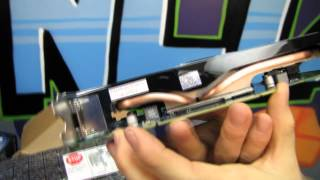 Sapphire Radeon HD 7770 Vapor-X GHz Edition Video Card Unboxing & First Look Linus Tech Tips