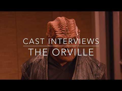 THE ORVILLE SEASON 2: Chad L Coleman impersonates his castmates!