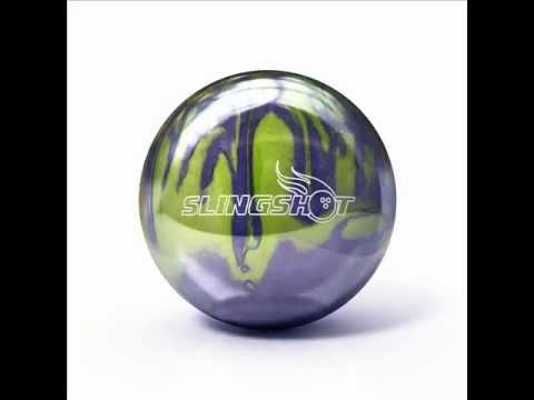 Brunswick Slingshot Bowling Ball Video
