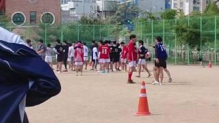 170518 송천고 이어달리기 개오짐 (빨간색)