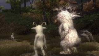 Where the Wild Things Are HD Wii Trailer