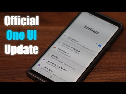 Galaxy Note 9: Official Samsung One Ui (Android 9.0 Pie) - Top Features