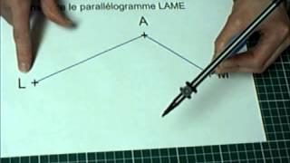 comment construire un parallélogramme