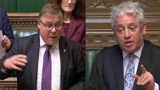 Brexiteers furious as Speaker Bercow REFUSES key vote to rule out second referendum