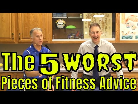 The 5 Worst Pieces of Fitness Advice