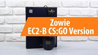 Rescue миші Zowie EC2-B CS:GO версія / Unboxing Zowie EC2-B CS:GO версія