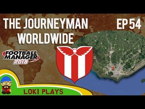 FM18 - Journeyman Worldwide - EP54 - River Plate Uruguay - Football Manager 2018