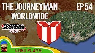 FM18 - Journeyman Worldwide - EP54 - River Plate Uruguay - Football Manager 2018