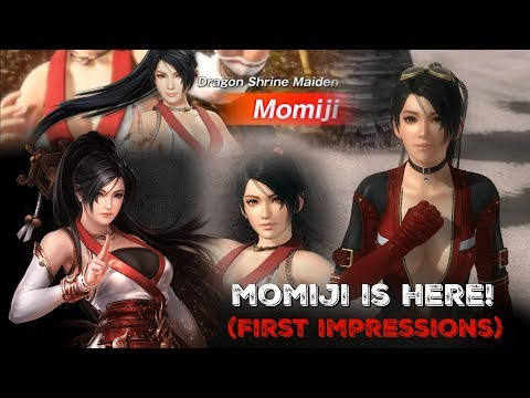 Momiji Is HERE! Combo/Command Challenge! (First Impressions)