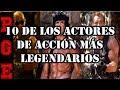10 De los actores de acción más legendarios
