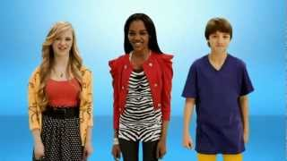 Disney channel Spain - Continuity 17-09-12