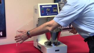 Laboratory Mixer for Dry Powders –