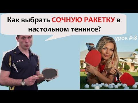 0 - Як вибрати ракетку для настільного тенісу?
