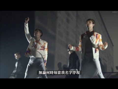 [繁中字]TVXQ! Wrong Number(New Ver.) @Live World Tour