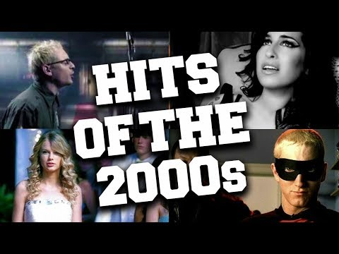 Top 100 Hits of the 2000s - Best Throwback Songs of the 2000s