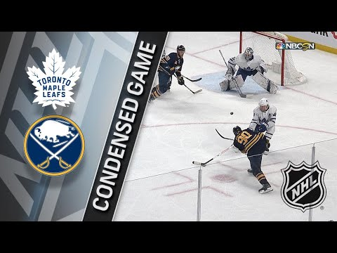 03/05/18 Condensed Game: Maple Leafs @ Sabres