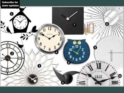 wall clocks for kitchen wall clock collection