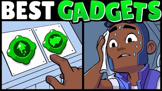8 Gadgets are MUST USE! | BEST Gadget for EVERY Brawler!