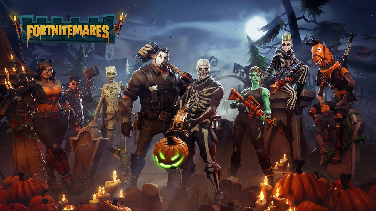 FORTNITE: SAVE THE WORLD!!! HALLOWEEN UPDATE!!! [PS4 ...