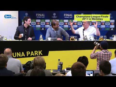 BVB-Pk zum Champions-League-Finale mit Jürgen Klopp