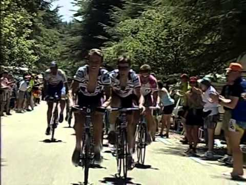Cycling Tour de France 2000 Part 2