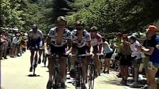 Cycling Tour de France 2000 Part 2