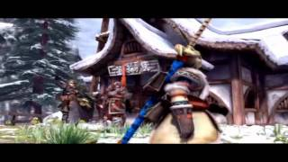 Monster Hunter Freedom 2 Intro