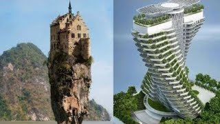 Incredible Architectural Masterpieces from All Over the World