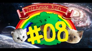 Treehouse Kids #08 Crazy World Records+Ashrita Furman!
