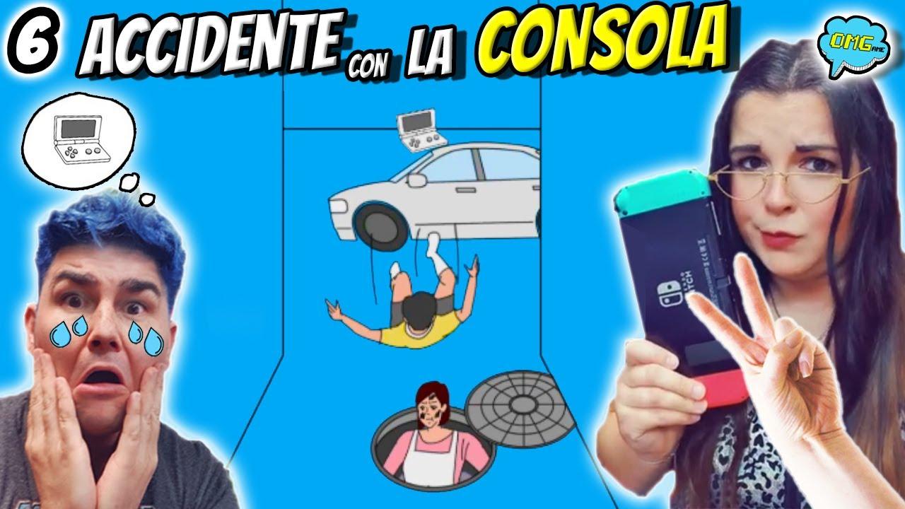 MAMÁ ME HA ESCONDIDO EL JUEGO 2 😱 ACCIDENTE por RECUPERAR LA CONSOLA🎮GAME PS4 (parte 6)