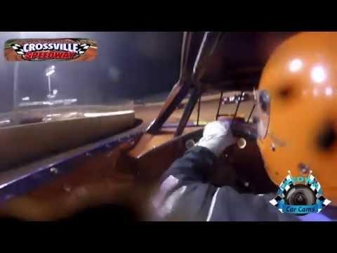 #j5 Jon Smith - Sportsman - 9-23-16 - Crossville Speedway - In-Car Camera