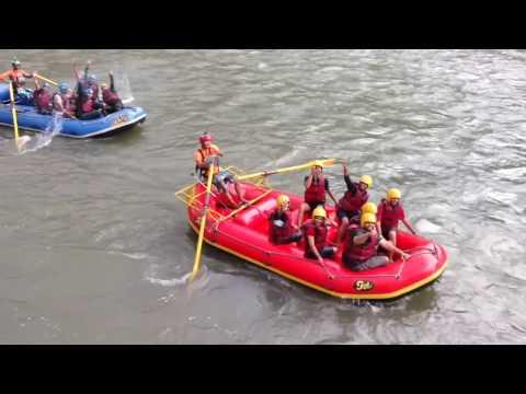 """River Rafting in """"Beas River"""", Kullu, Himachal Pradesh"""