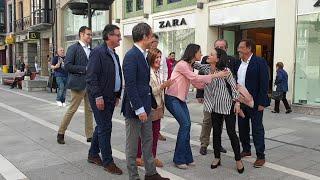 Inés Arrimadas en Oviedo