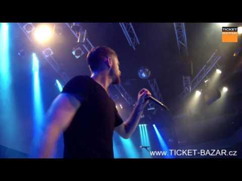 Dave Crowe [Heymoonshaker] Lucerna Music Bar