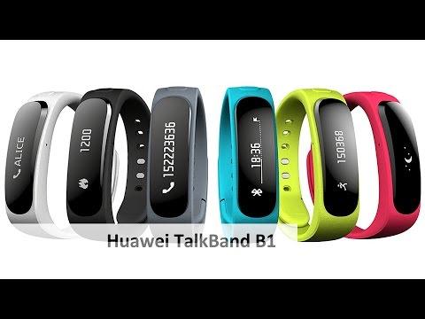 Huawei TalkBand B1を開けますww
