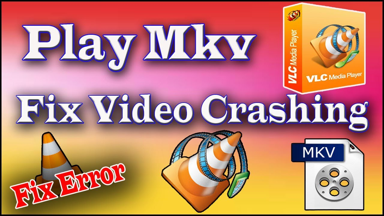 How to Fix all Problem of VLC Player (Crashing, Lagging, Skipping)100%  work 2019