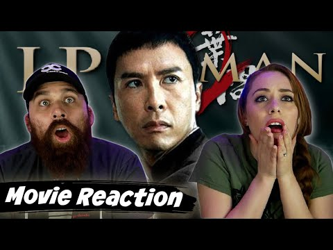 Ip Man 2 (2010) Movie Reaction & Review!!  FIRST TIME WATCHING IP MAN 2