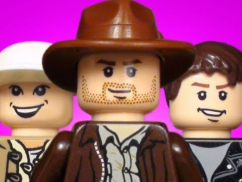 Lego Indiana Jones - The DNA Results