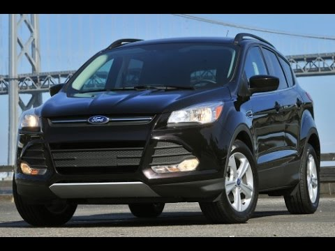 2015 Ford Escape Start Up and Review 20 L 4Cylinder Turbo  YouTube