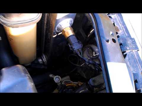 e36 Electric Fan Conversion - DIY