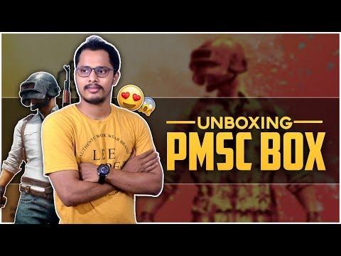 PUBG MOBILE Star Challenge 2019 Unboxing Video   KRONTEN GAMING