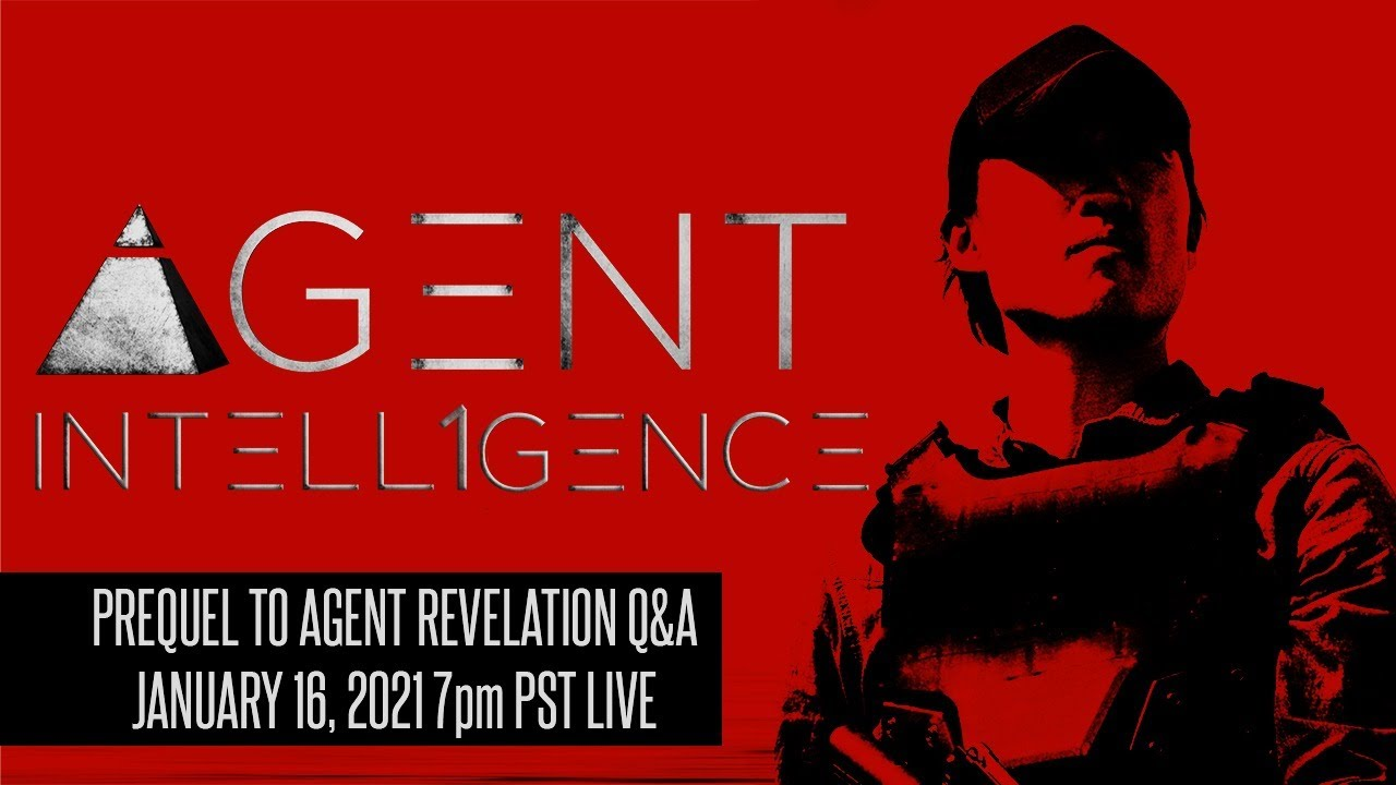 Agent Intelligence(The Prequel to Agent Revelation) Q and A