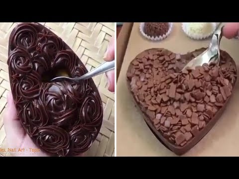 Thumbnail: How To Make A Chocolate Cake | The Most Satisfying Cake Video In The World 🍰🍰🍰👏✍