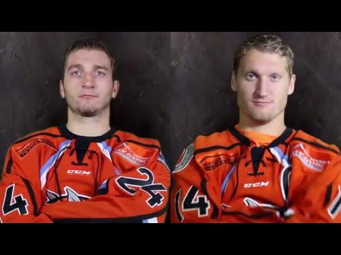 Missouri Mavericks Player Profile - C.J. & Trevor Ludwig