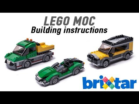 more LEGO moc Free building instructions