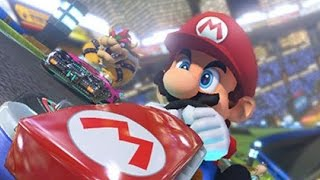 Classic Game Room - MARIO KART 8 review for Wii U