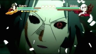 Itachi and Sasuke vs Kabuto Full Fight : Naruto Shippuden Ultimate Ninja Storm 3 Full Burst