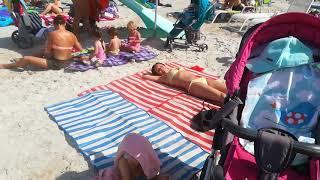 видео Курорты Хорватии с песчаным пляжем